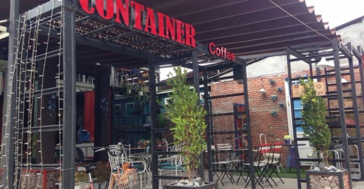 Container Coffee Triệu Việt Vương tại đà nẵng