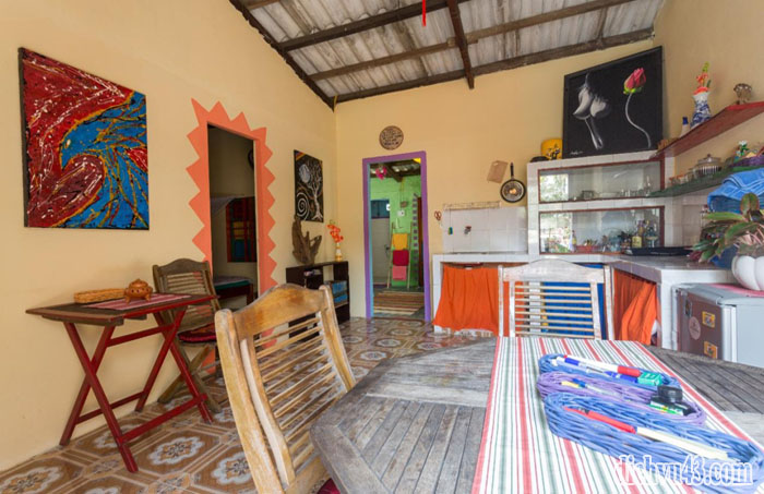 homestay hippie house hội an