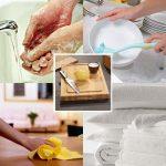 Mẹo nhỏ giúp bạn làm sạch các đồ dùng trong nhà bếp