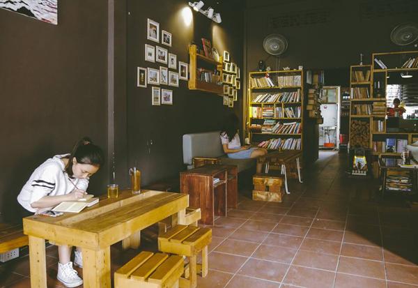 cafe hoài cổ ở đà nẵng