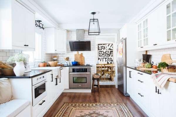5 bí mật của người luôn giữ căn bếp luôn gọn gàng và sạch sẽ