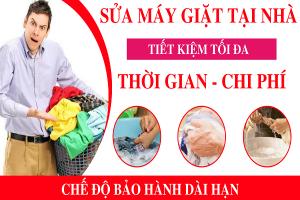 Sửa máy giặt tại nhà uy tín tại Đà Nẵng