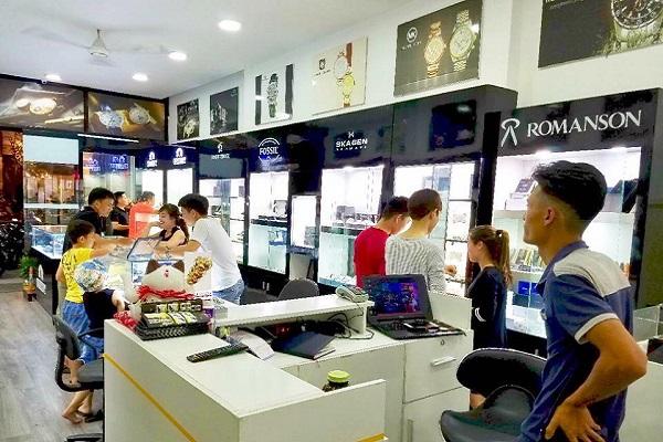 shop đồng hồ chính hãng đà nẵng