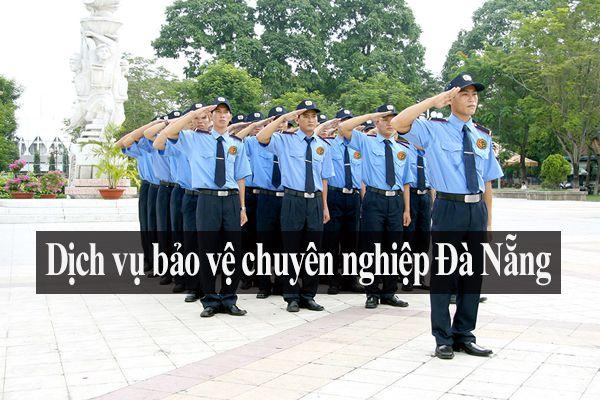 dịch vụ bảo vệ tại đà nẵng