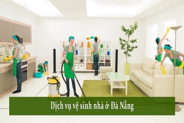 Vệ sinh nhà cửa ở tại Đà Nẵng