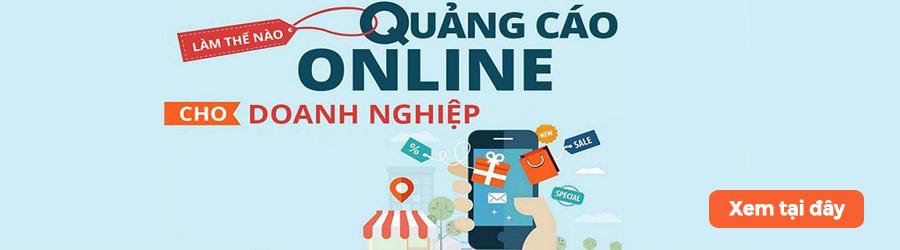 quảng cáo online banner ads