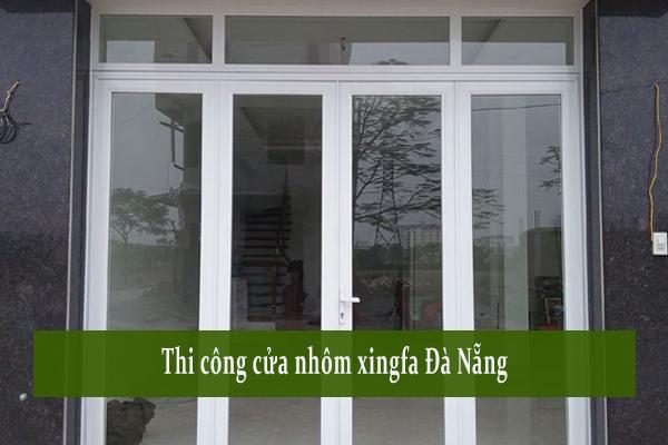 cửa nhôm Xingfa Đà Nẵng