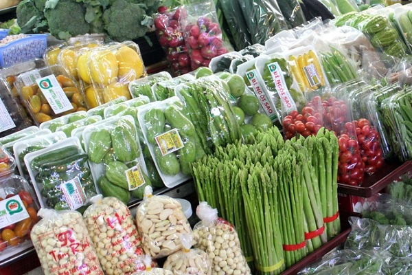 cửa hàng rau sạch đà nẵng