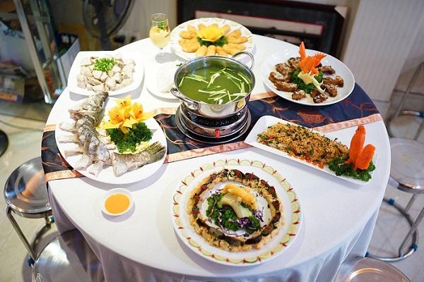 dịch vụ nấu ăn tại nhà Đà nẵng