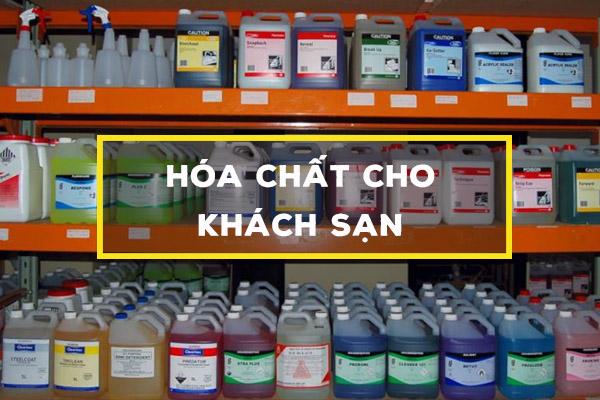đơn vị cung cấp hóa chất cho khách sạn